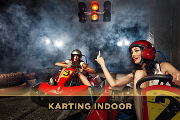 Karting Indoor en Sevilla