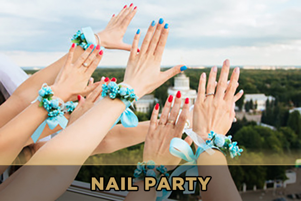 Nail Party en Sevilla