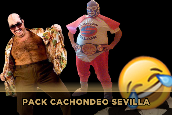 Pack Cachondeo Sevilla