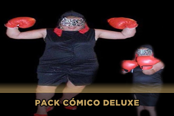 Pack Cómico Deluxe