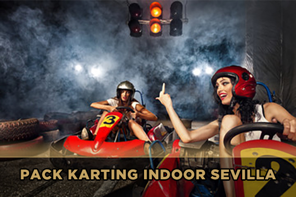 Pack Karting Indoor Sevilla