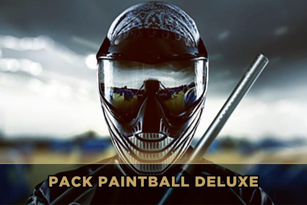 Pack Paintball Deluxe