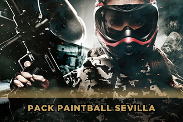 Pack Paintball Sevilla