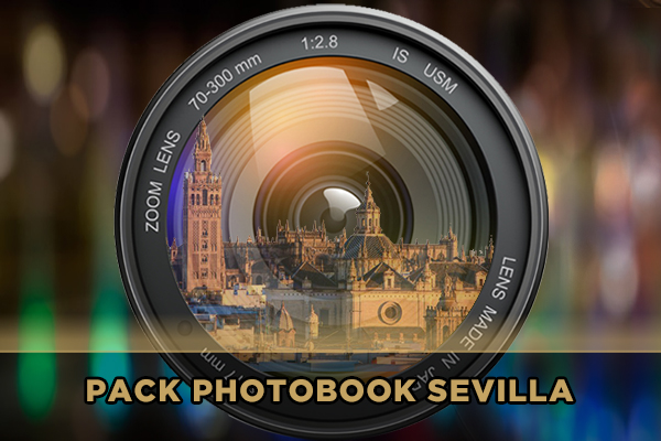 Pack Photobook Sevilla