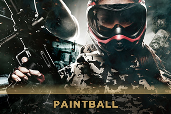Paintball en Sevilla